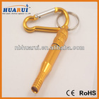 Metal whistle Field survival Football Whistle (CE RoHS)