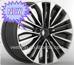 "18"", 19"" European Silver Rim New Design: Alloy Wheel Rim Chrome"