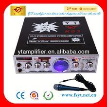 small wifi bridge YT-K03 & FM usb/sd