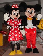 popular sales promotion mascot costume