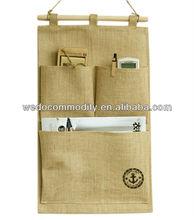 wall pocket organizer storage bag