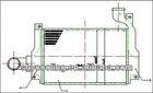 Universal Full Aluminium Turbo 450mmX308mmX42mm bar&plate front mount intercooler