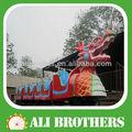 Los niños juego de dragon montaña/mini montaña rusa para la venta