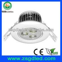 Cost effective high qulity 3W high brightness led ceiling light bulbs