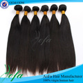 الهندي الخام الصف aaaaa نوعية النبيلة قصات الشعر القصير