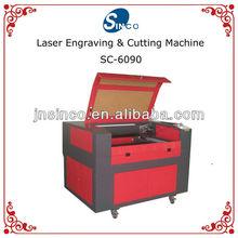 SC-6090 Original CO2 laser engraving machine water cooled