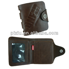 fashion genuine europe mens leather wallets wholesale price