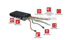 Mini real time remote control gps gsm tracking device M588S for motorcycle with Geo-Fence alarm