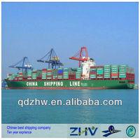 shipping from ningbo to worldwide