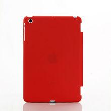 Plastic hard pc back cover for ipad mini