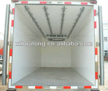Huaren Vegetable transport Refrigerated Van Truck