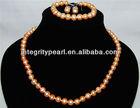 Natural freshwater original pearl sets