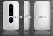 Wholesale for ADSL 3G Dual band Wifi Modem 3000mAh Power Bank 3G Wifi Modem With Sim Card Slot Router RJ45 Port