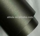 Hot Brushed wrap car Vinyl film , 1.52m*30m, air bubble free ISO/SGS/CE Best