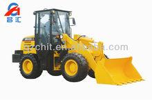 low price loader mini dumper 2T wheel loader