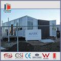 40ft prefabricados que viven prefabricados hecho en china