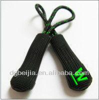 Rubber zipper pull ring zipper pull zipper cord pull
