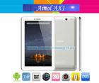 Ainol AX1 Quad Core Tablet PC 7 inch Dual SIM Card Slot 1024x600pix MTK8389 Quad Core 1.2GHz Bluetooth GPS WCDMA 8GB ROM Android