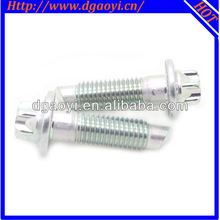 spare parts of pump for car , screws