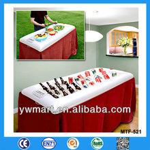 Hot sale inflatable cooler bar, table cooler inflatable salad cooler bar