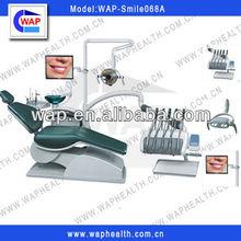 WAP portable dental unit hot sale with oiless air compressor