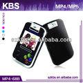 """Kbs descarga nes formato juegos para mp4 juegos de la ayuda, 180 """" de la cámara, Fm radio, Micro SD"""