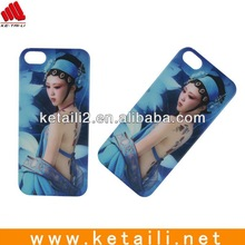 Customized imd hard case for iphone5,with BV report