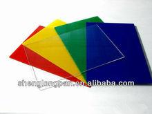 Anti UV Plexi Glass PMMA Sheet Acrylic Sheet