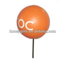 Promotional plain ball stress balls/kidney stress ball/foot stress ball