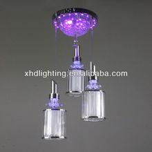 LED glass dinning lamp for dinning room