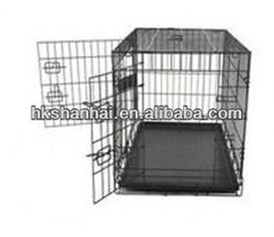 Indoor or Outdoor large steel dog cage