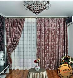 Indian Window Curtain
