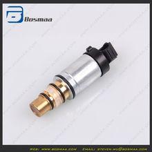 Car A/C compressor control valve