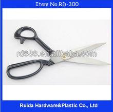 2013-2014 vendite caldo indumento professionale forbici forbici tessuto guangdong rd-300 elettricista