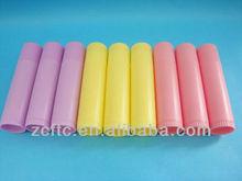 high quanlity lip balm tubes with hole,lip gloss tubes 15g