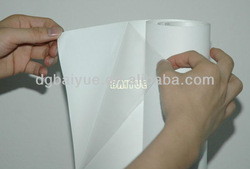 embroidery patch adhesive film