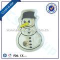 Promocional regalo de navidad/calentador de la mano/paquete caliente para la promoción