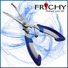 FPN03 Stainless Steel Braid Line Fishing Scissors Split Ring Pliers Fishing