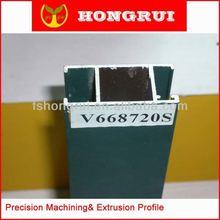 Fabriqué en aluminium en alliage 6063/6061/6463/6082/6060 fabricants