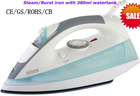 Electric steam iron cheap model DY-186