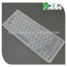 waterproof and ergonomics silicone keyboard