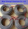 Scrap steel wire rope