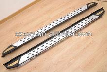 Original style Aluminum+ ABS Car Side Pedal for Honda Crosstour 2009-2010