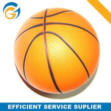 high quality diminutive pu stress ball basketball