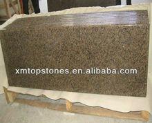 China Tropical Brown Yellow Granite