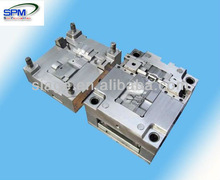 high quality plastic injection two component mould