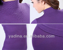 Thermal Knitted Underwear Women Sexy Ladies Autumn Fashion Popularity Good Quality Cheap Price 2013 Hot Sale