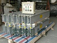 rubber conveyor belt hot vulcanizing press