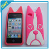 3d Silicon Case For iPhone 5,Custom 3D Design Phone Case.3d Silicon
