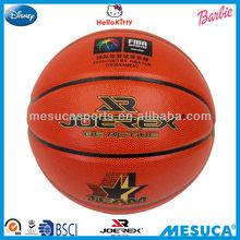 JOEREX Size 7 Synthetic Microfibre PU Basketball BA9-1